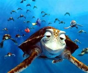 *CRUSH ~ Finding Nemo, 2003