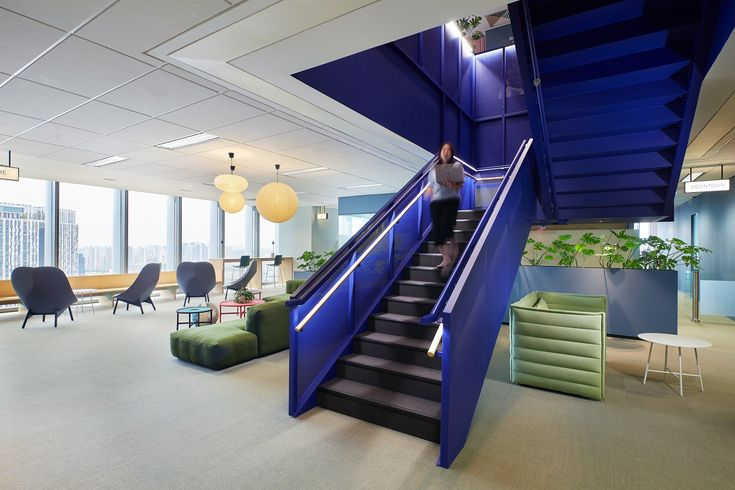 Telenor HQ in Singapore // by Romlaboratoriet AS