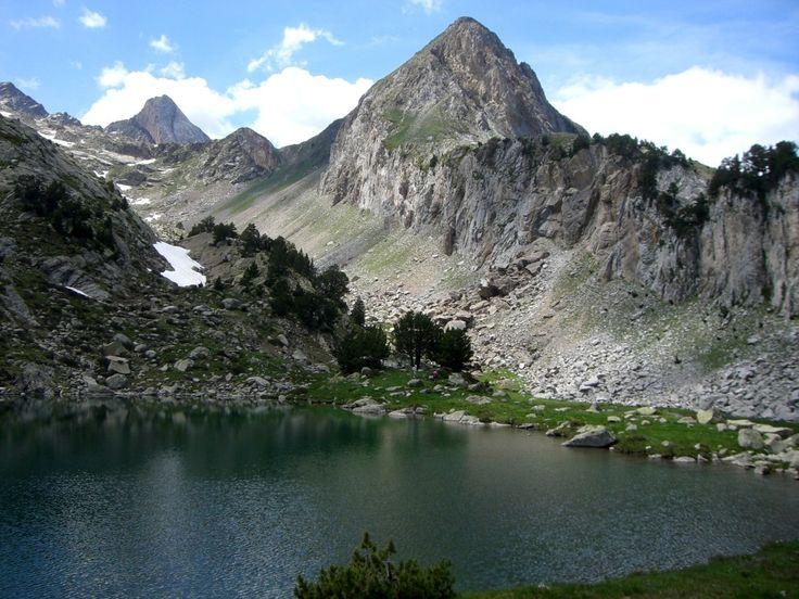 Circular Aiguallut - Ibon de La Renclusa   Excursiones por Huesca
