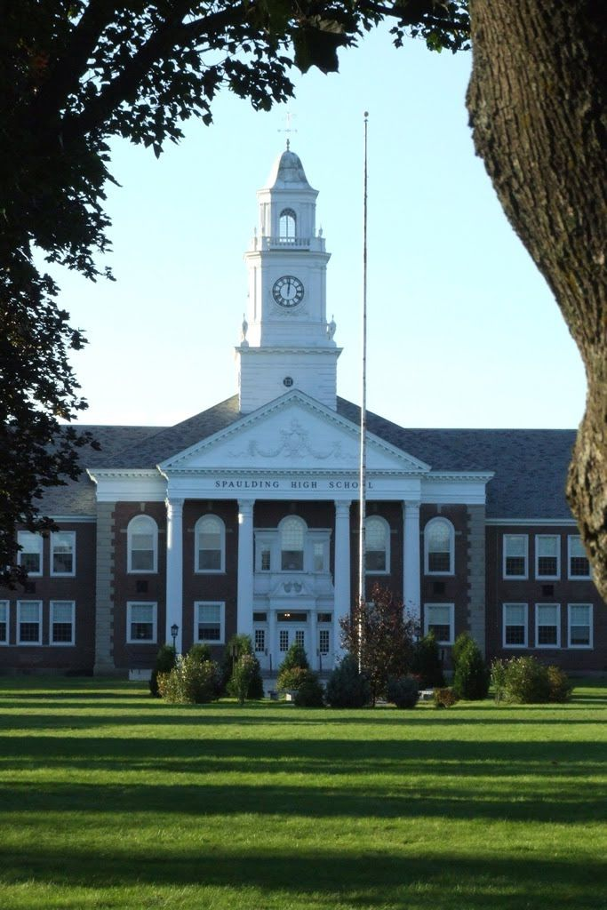 spaulding high school rochester nh  Not Far from 36 Jonathan Ave in Rochester, NH