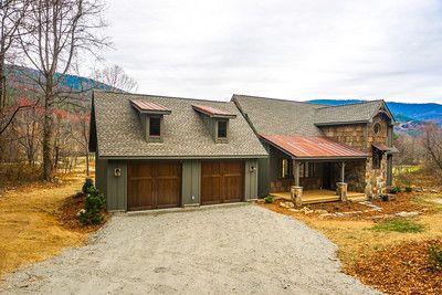 Catawba Home at Linville Falls Mountain Club - Rocket Sled Design and Marketing