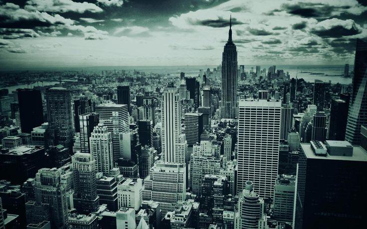 Dark New York HD Wallpapers inspiration Pinterest Wallpaper - poco dom ne k che