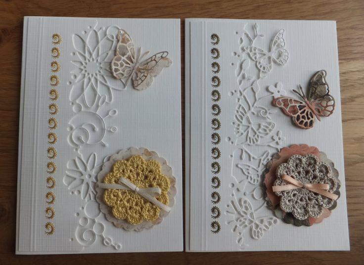 Crochet cards