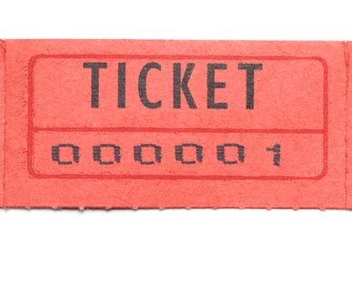 How to Make Your Own Movie Ticket Invitations