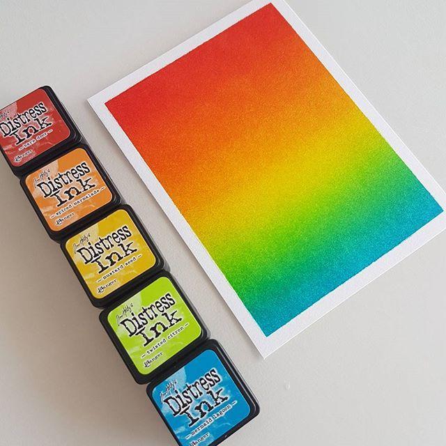 Your Instagram favourites: Ink blending                                                                                                                                                      More