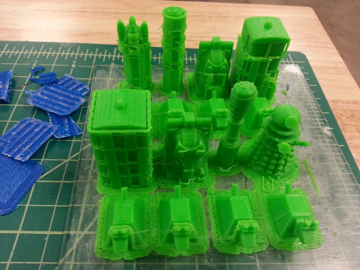 17 Best Images About 3d Printed Chess Sets And Pieces On