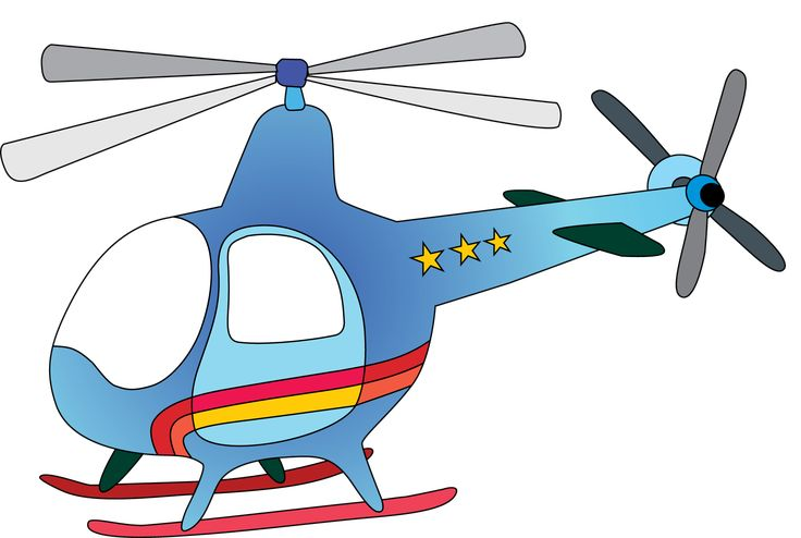Toy Plane Clipart