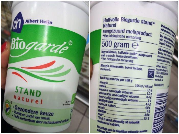 Is Yoghurt gezond