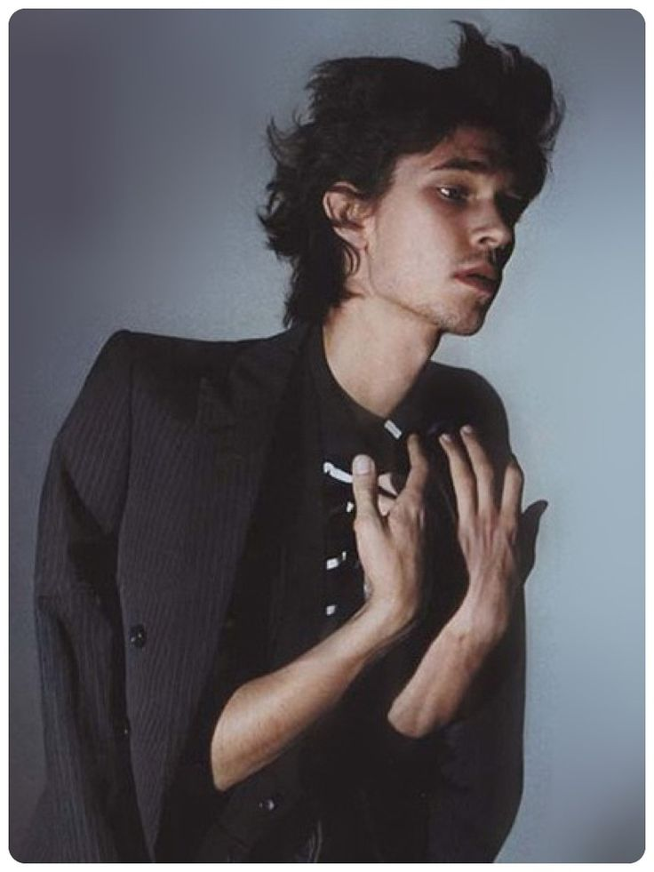 Ben Whishaw, oh, I can't. I just--oh.