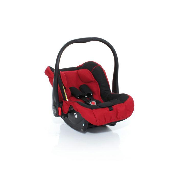 Ninio.ro va pune la dispozitie pentru achizitionare: Scaunul Auto Risus Rosu, dotat cu un sistem de prindere foarte simplu, ofera copilului dumneavoastra un maxim de siguranta in timpul calatoriilor cu masina. Pernita cu care este dotata scaunul ii ofera suport bebelusului iar faptul ca baza scaunului este rotunjita faciliteaza transformarea acestuia intr-un balansoar.