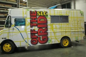 Off the Grid Food Truck SLC