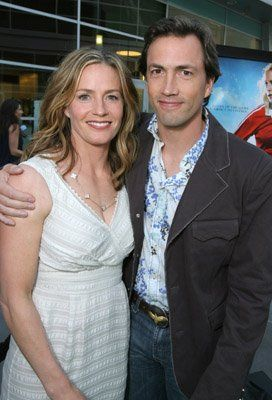 Elisabeth Shue and Andrew Shue at event of Gracie (2007)