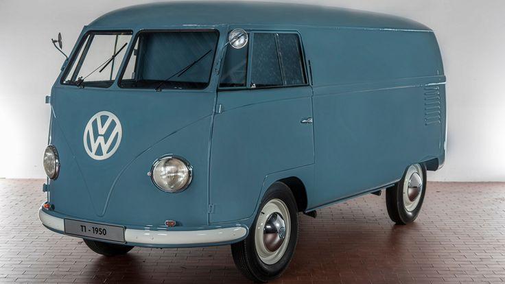 1950 T1 Panel Van