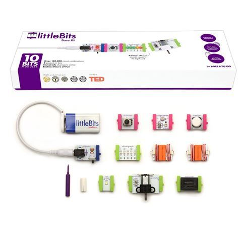 LittleBits - Deluxe Kit | Peter's of Kensington