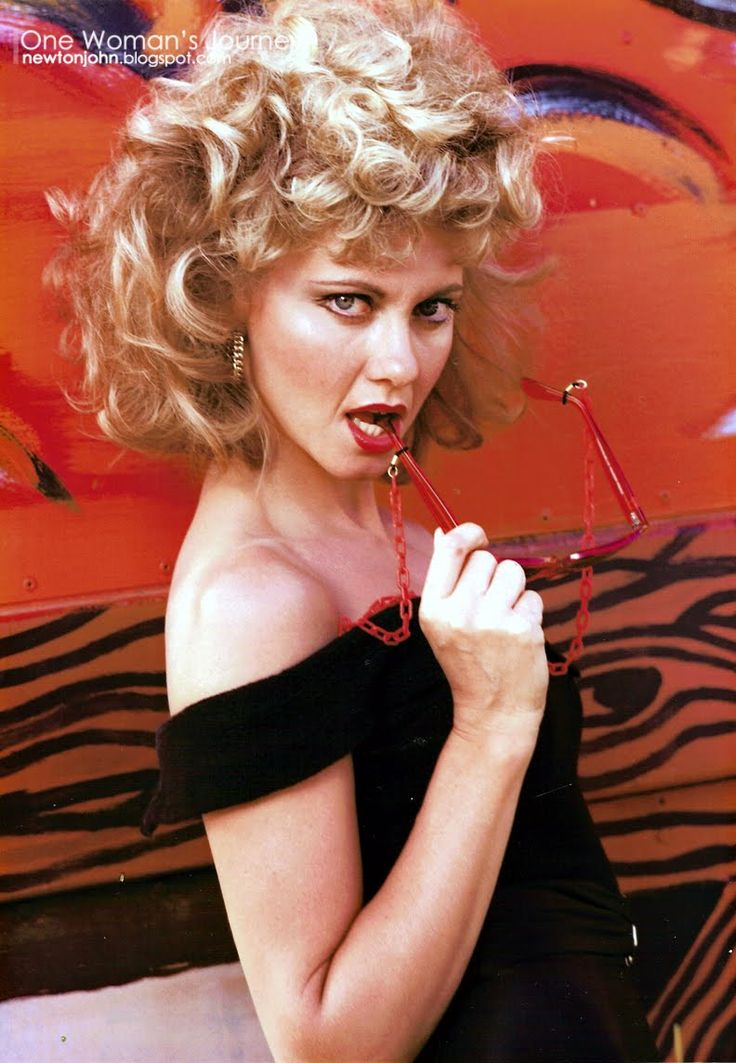 Olivia Newton John, Grease