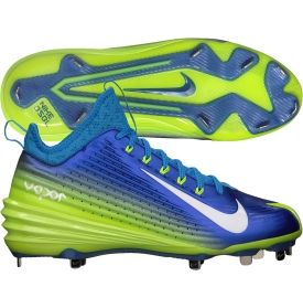 Nike Men\u0027s Lunar Vapor Trout Spectrum Metal Baseball Cleat - Dick\u0027s  Sporting Goods