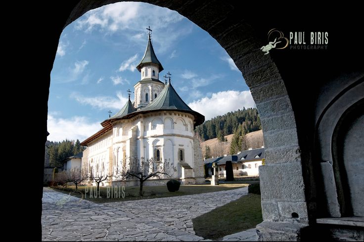 Bukovina painted monasteries- Romaina © Copyright Paul Biris