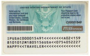 passport cards are significantly less expensive than passport books. they are not valid for international air travel, but are great for those of us only traveling in the US and Canada
