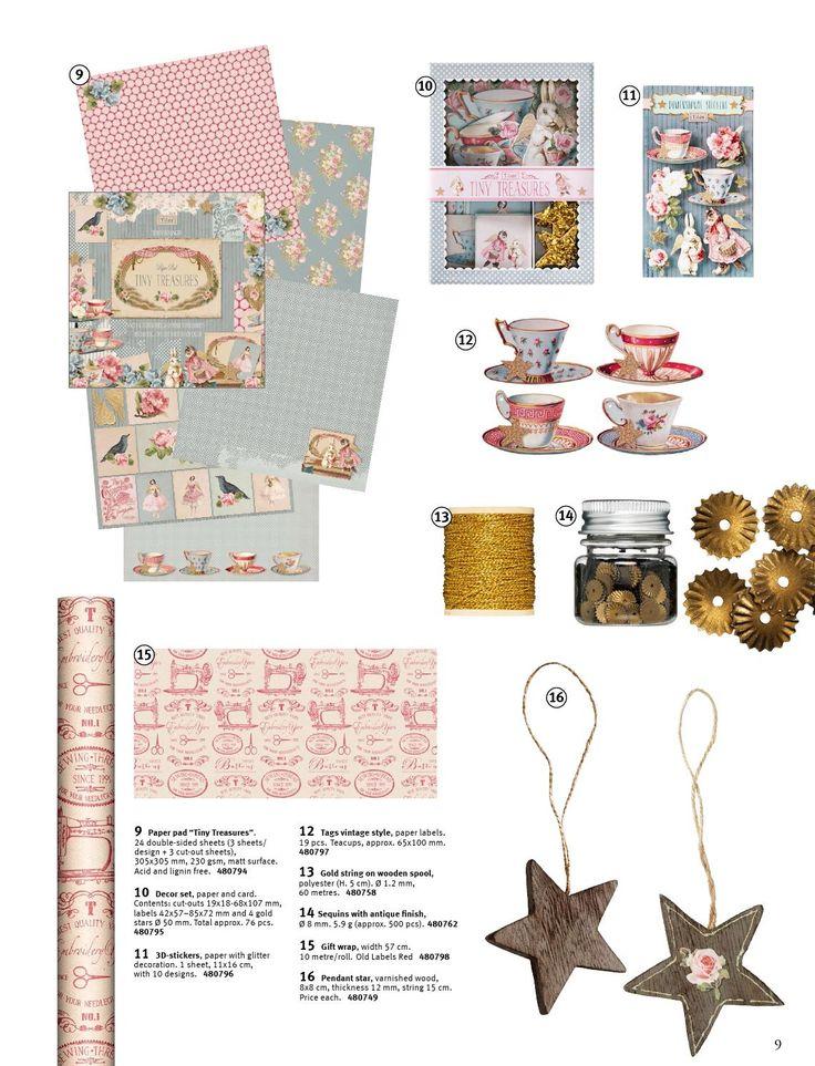 Tilda Catalogue 2014 / 2015 by Tildasworld