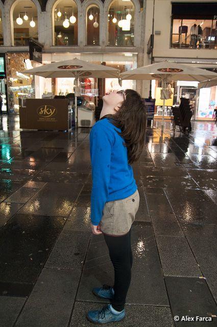 Ce gust are ploaia in Viena? Tasting the rain in Vienna.