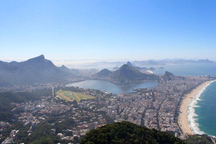 Trilha Dois Irmãos, Morro do Vidigal, Rio de Janeiro.