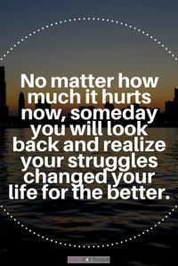 Beautiful message about struggles and strength. Find more positive, motivational and inspirational #quotes at #lorisgolfshoppe