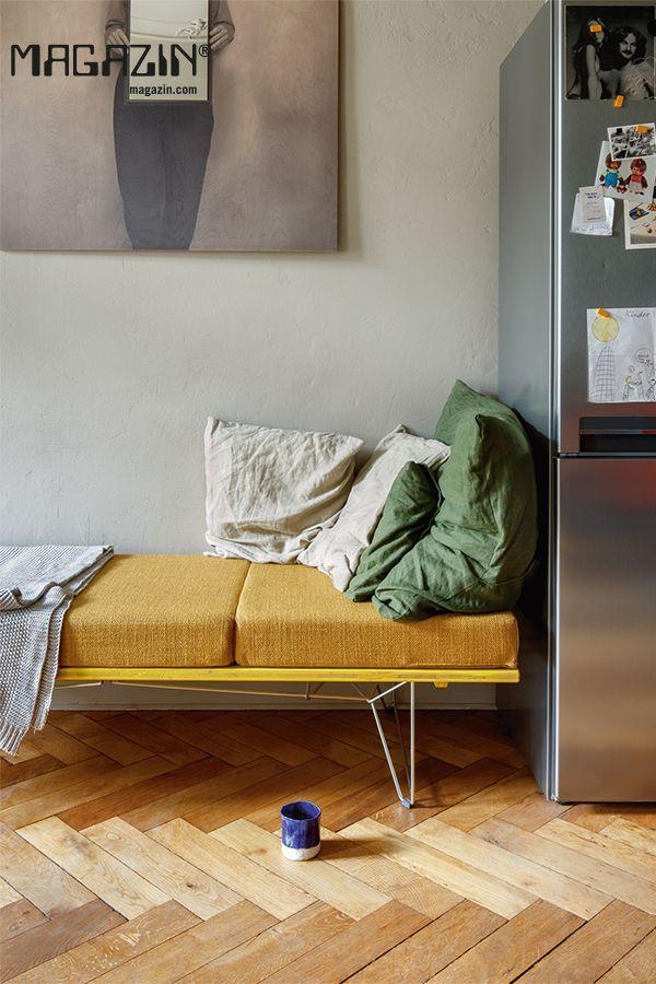 Koffermatratze Flex Plus Gelb In 2020 Einrichtungsideen Haus