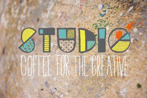 Studio: Coffee for the Creative by Nick D'Amico, via Behance
