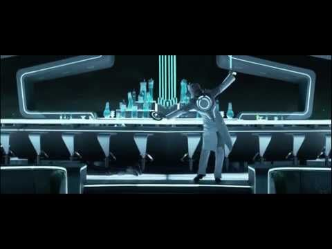 ▶ Rerezzed: Legacy - The Glitch Mob / Daft Punk Derezzed Remix Music Video - YouTube