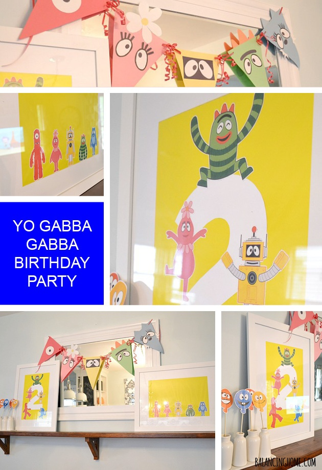Birthday Decorations Using Construction Paper Image Inspiration
