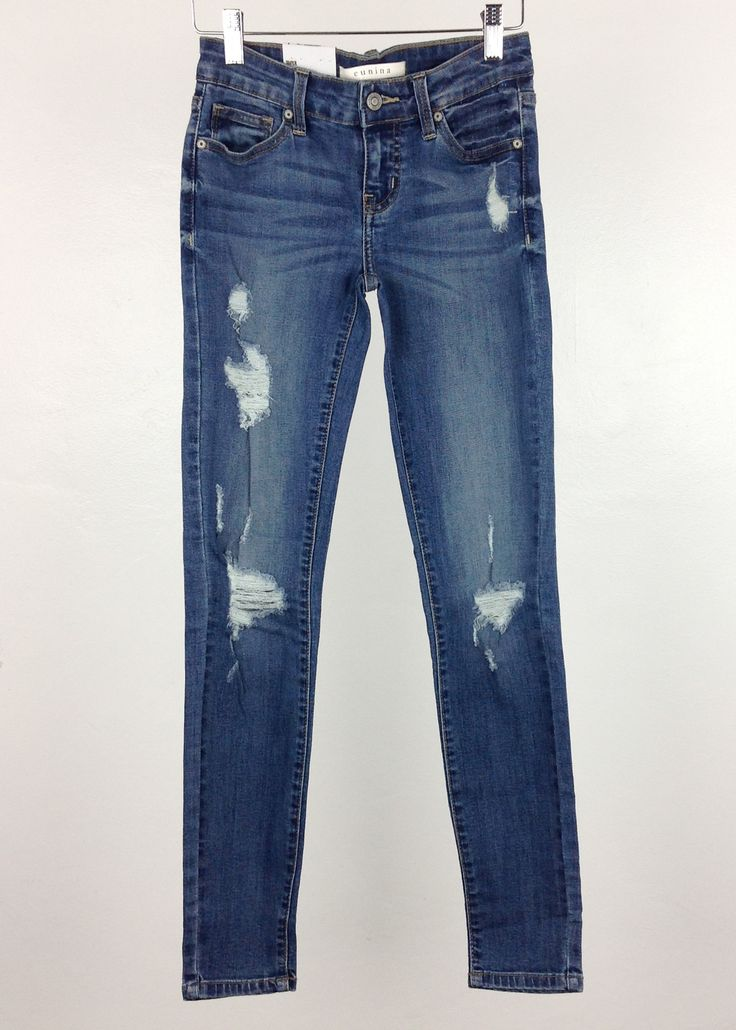 super skinny low rise ankle jeans