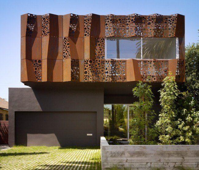 ber ideen zu cortenstahl auf pinterest sichtschutz garten und terrassenbrunnen. Black Bedroom Furniture Sets. Home Design Ideas