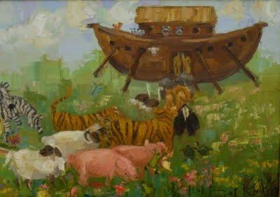 Noah's Ark by Kathryn Trotter.