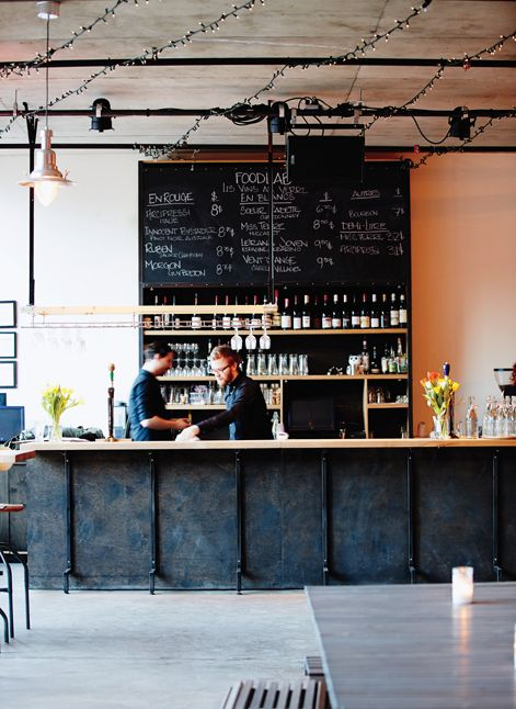 Where to Eat and Drink in Montreal : BA Daily: Bon Appétit 2013