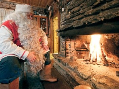 Santa's official office, situated on the mysterious Arctic Circle, is open to each and everyone. Welcome to meet him in person all year round.