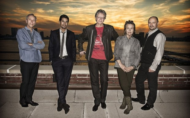 Wed 27 Feb | Laurie Anderson and Kronos Quartet