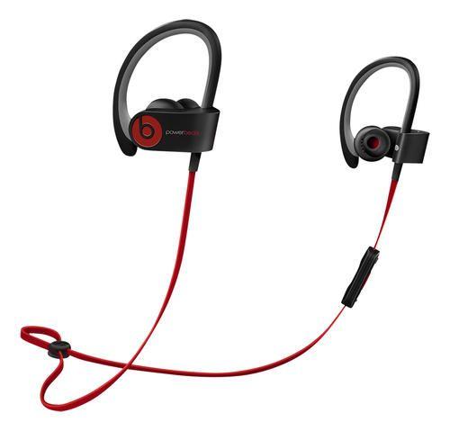Beats by #Dr. #Dre - Powerbeats2 Wireless Earbud Headphones - Black/Red (link: http://ift.tt/25VCyos )