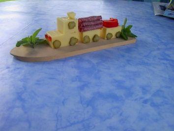 Rezept: Käse - Eisenbahn Bild Nr. 2