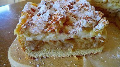 Μια διαφορετική μηλόπιτα. Μια μηλόπιτα με αφράτη μπισκοτένια ζύμη,γεμιστή με τριμμένα μήλα και κρέμα βανίλιας!!!! Είναι μια μηλόπιτα...'Ονειρο!!!  ΥΛΙΚΑ ΓΙΑ ΤΗ ΜΠΙΣΚΟΤΕΝΙΑ ΖΥΜΗ 250 γρ.βούτυρο τύπου Lu