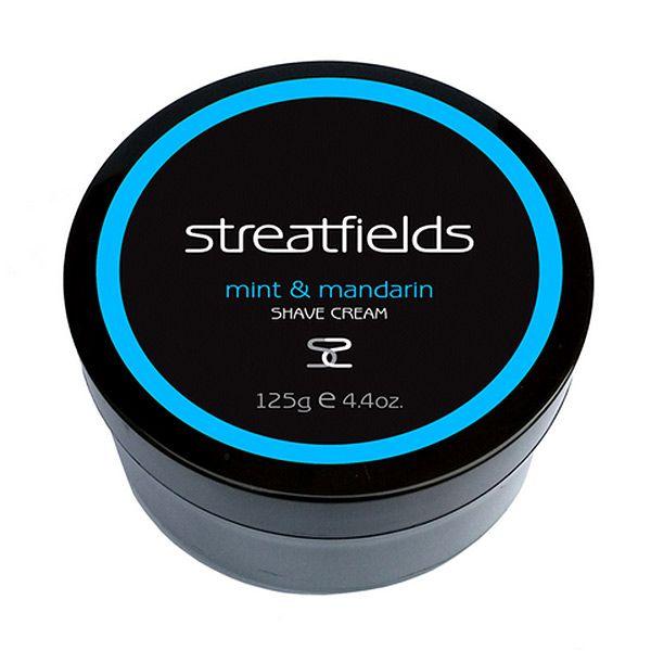 Cremă de ras mentă și mandarin – Streatfields