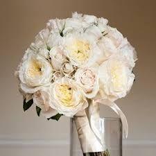 Картинки по запросу свадебный букет из садовых роз