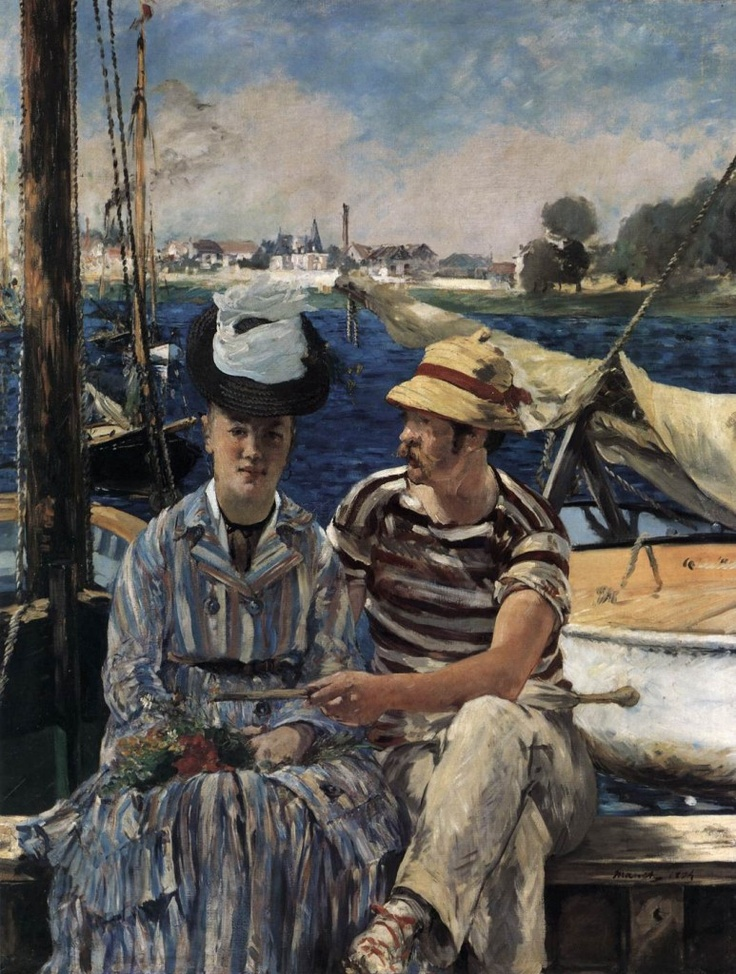 Édouard Manet - Argenteuil