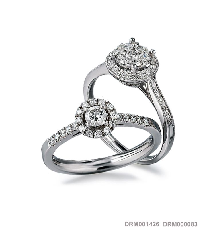 arthur kaplan | Engagement Collections - Designer Engagement - > Round Brilliant Cut | Luxury jewellery and watch retailer with stores located in major shopping centres in South Africa.
