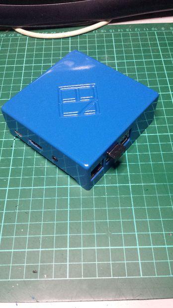 Raspberry Pi Kodi network media player for less than $60!