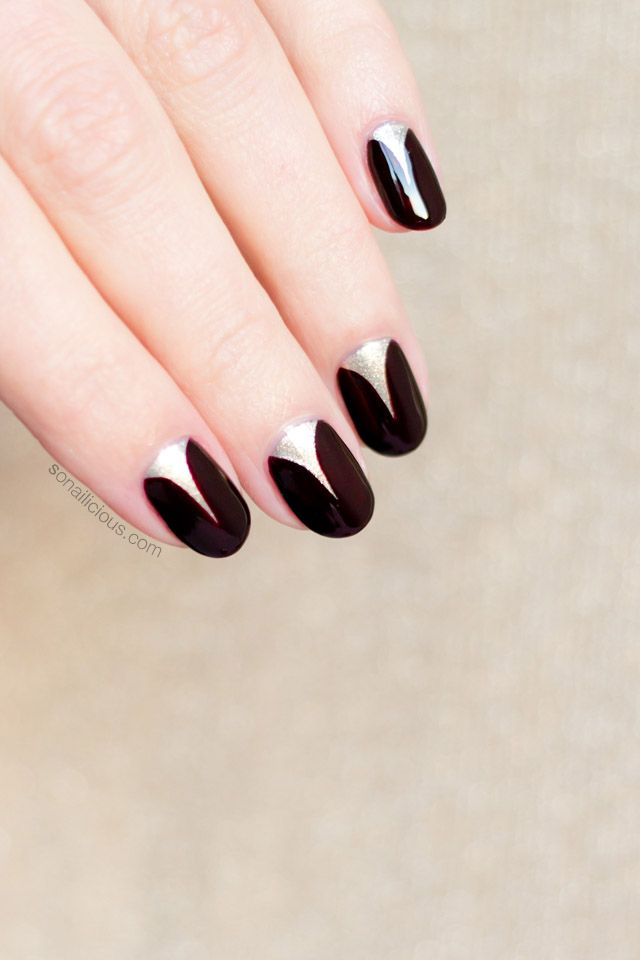 17 Best Ideas About Elegant Nail Art On Pinterest