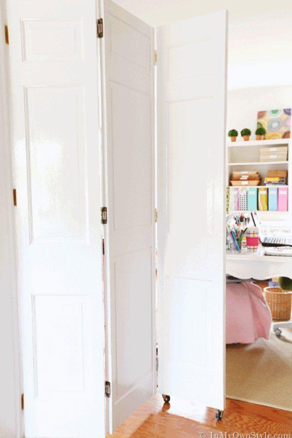 puertas correderas como divisor