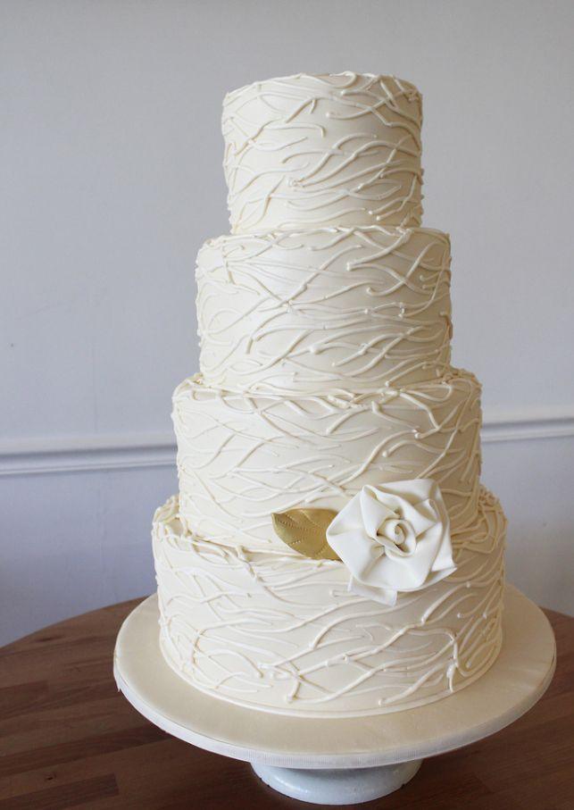 Divine Wedding Cakes For Your Big Day - Oakleaf Cakes
