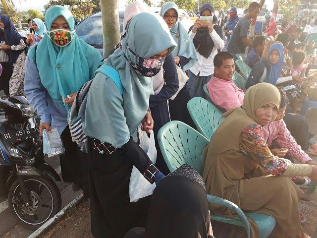 FSLDK Aceh Peringati Gerakan Menutup Aurat 2017