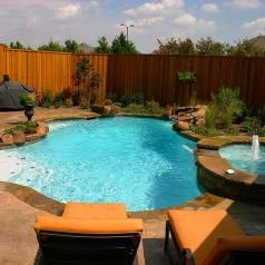 Spa Pool Ideas pools rectangular pools rectangular pool with round spa Find This Pin And More On Swimming Pool Ideas
