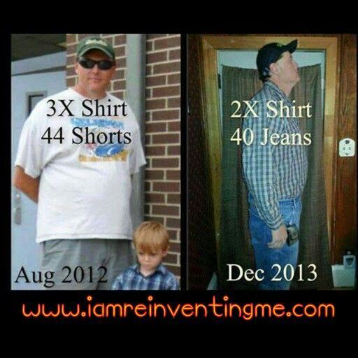 "I LOVE the guys testimonies!!!  Jack says... ~ "" Hello Face Book Friends just wanted to share a little bit about my journey with this wonderful product called Skinny Fiber. On June 11, 2013 I began taking Skinny Fiber and weighed right at 300 pounds I was wearing 3X shirts and was wearing 44x32 pants. I was always wore out and had very little energy left at the end of the day. My wife Ruth found Skinny Fiber and started taking it at the same time. Anyone that knows me, knows that I am very"